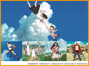 future-mirai-exhibition-and-summer-wars-pilgrim's-journey